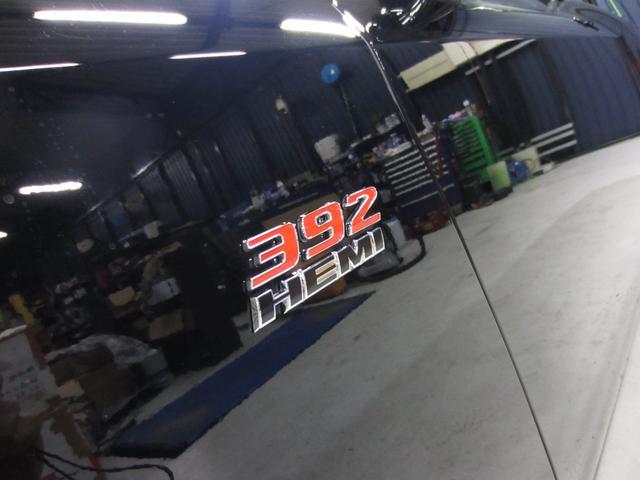 392 SRT8 フォージド21インチAW ローダウン(8枚目)
