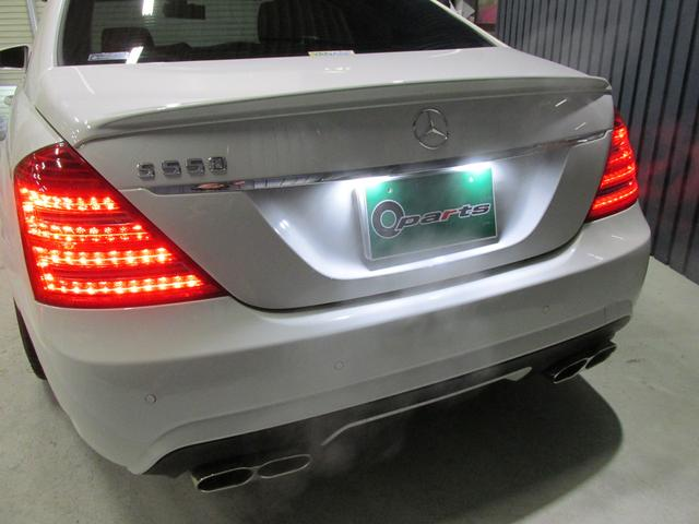 S350 LUX-PG AMGタイプエアロ 20AW(5枚目)