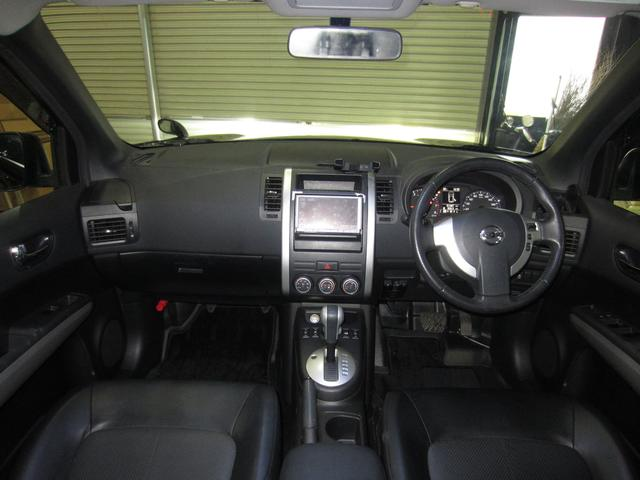20Xtt 4WD カプロンシート 社外SDナビフルセグTV(13枚目)
