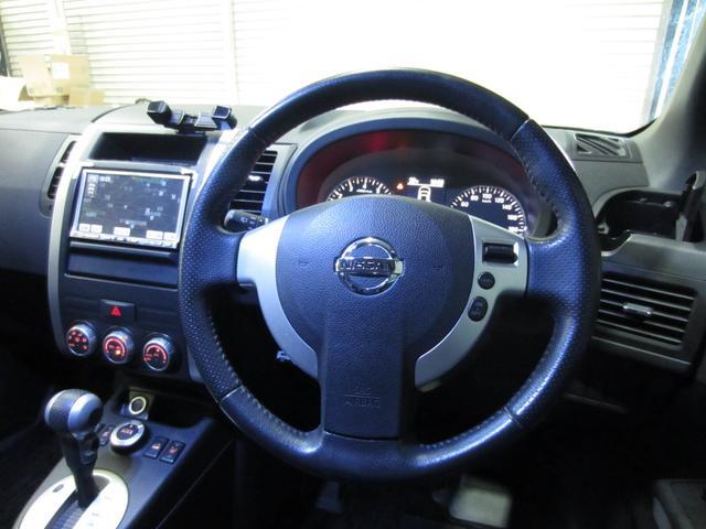 20Xtt 4WD カプロンシート 社外SDナビフルセグTV(14枚目)