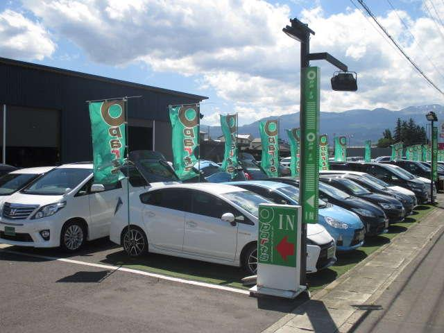 当社の車輌は全車、グループ企業の日本最大手買取店のユーザー買取車ですので、車輌の品質、お客様との信頼を一番に考え、常に新鮮な在庫を取り揃えておりますので是非一度ご来店ください!