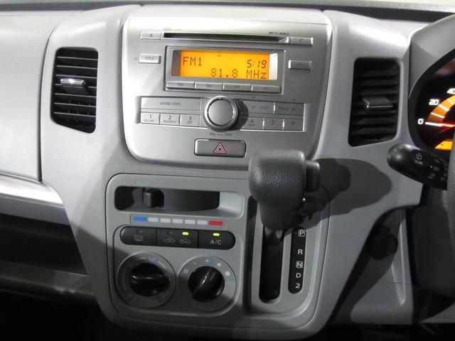 FXリミテッド 4WD プッシュスタート ベンチシート フルフラット 純正CDデッキ(35枚目)