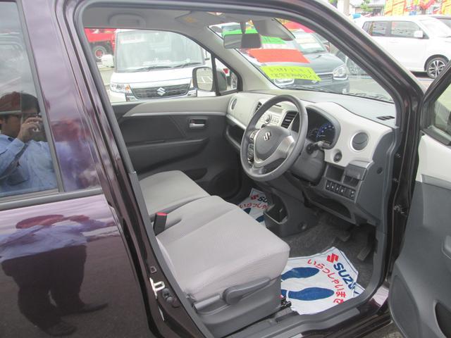 スズキ ワゴンR FZ 4型 ハイブリッド レーダーブレーキサポート