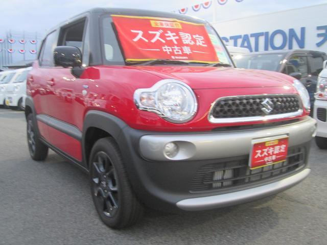 「スズキ」「クロスビー」「SUV・クロカン」「山形県」の中古車3