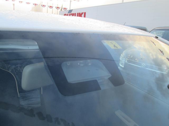 デュアルセンサーブレーキサポートで前方の車や人を検知し自動ブレークで衝突回避をサポートします(^^♪