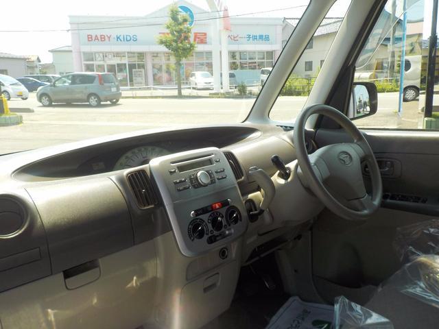 ダイハツ タント X 4WDスペシャル スマートキー CD 片側スライドドア