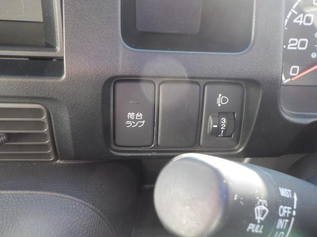 SDX 4WD パワステ エアコン 荷台ランプ ラジオ(17枚目)