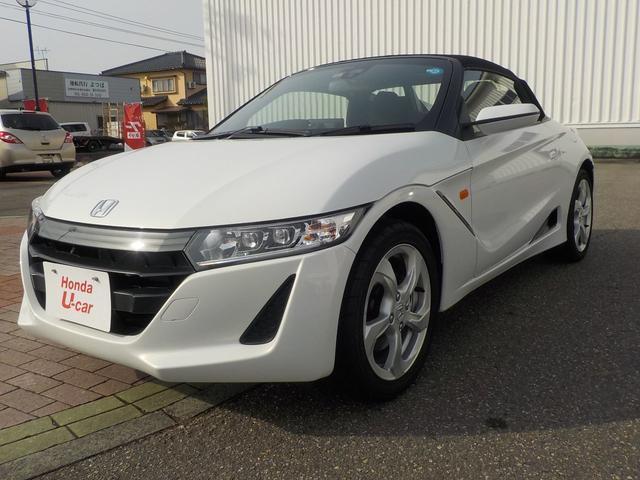 「ホンダ」「S660」「オープンカー」「山形県」の中古車2