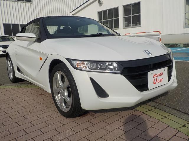 「ホンダ」「S660」「オープンカー」「山形県」の中古車6