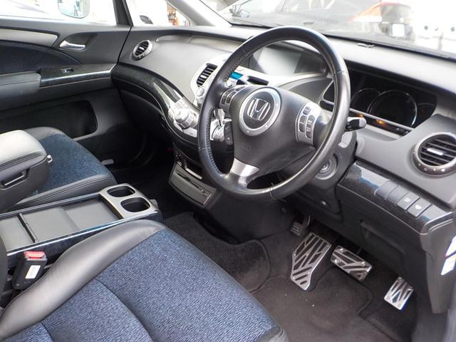 アブソルート 後期モデル 4WD インターナビ バックカメラ HIDヘッドライト 18インチ純正アルミ クルーズコントロール 社外ETC(9枚目)