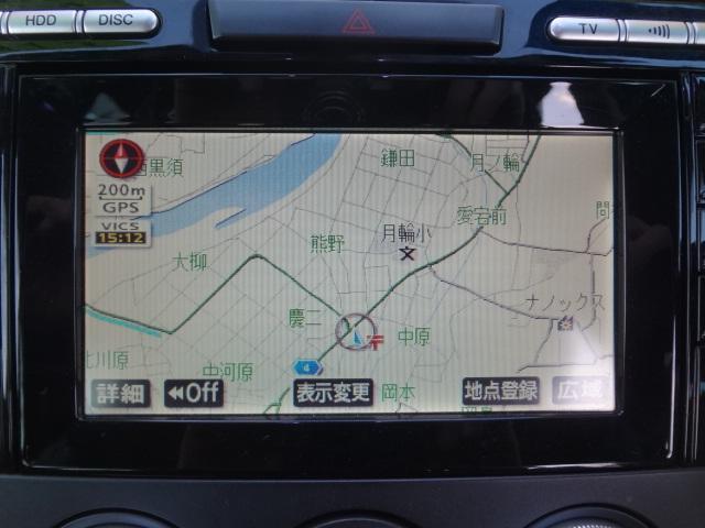 クルージングパッケージ 4WD HDDナビ バックカメラ(24枚目)