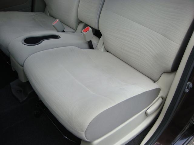 助手席シート 座面