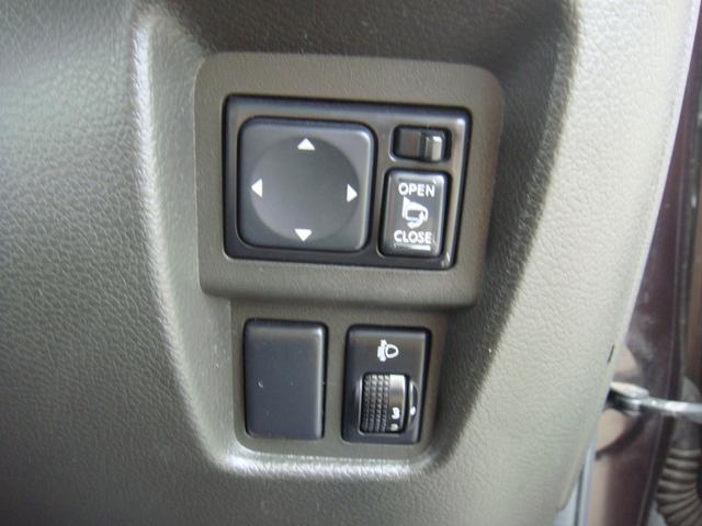 3段階のライトレベライザー付きで光軸調整が可能