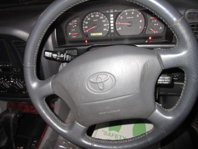 トヨタ ランドクルーザー100 4.7VXリミテッド HDDナビTV サンルーフ4WD