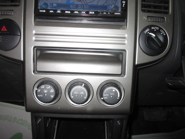 日産 エクストレイル 2.0Xtt 4WD HDDナビ ETC