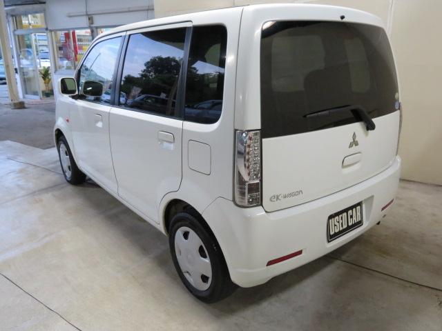 三菱 eKワゴン 660M 電動ミラー キーレス