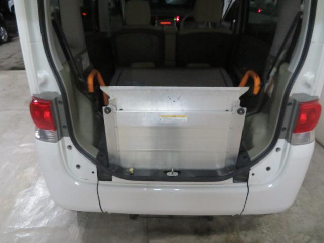 ダイハツ タント 660L福祉車 車椅子スローパー