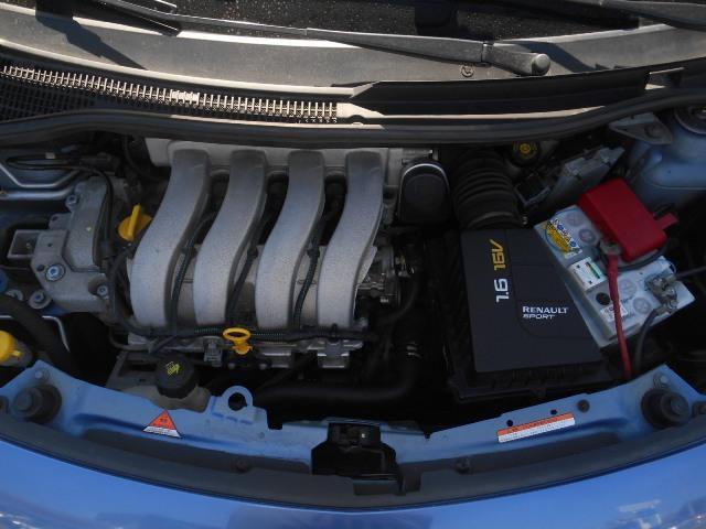 134馬力(カタログ値)の1.6Lエンジン!
