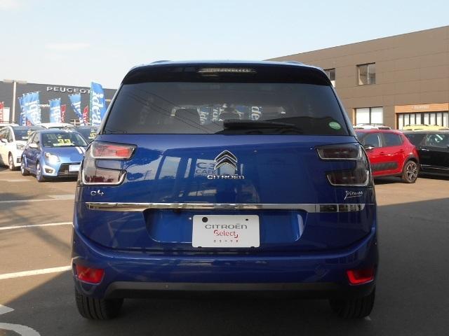 シトロエン シトロエン グランドC4 ピカソ ワイルドブルー120台限定 当社試乗車 ACC PGルーフ