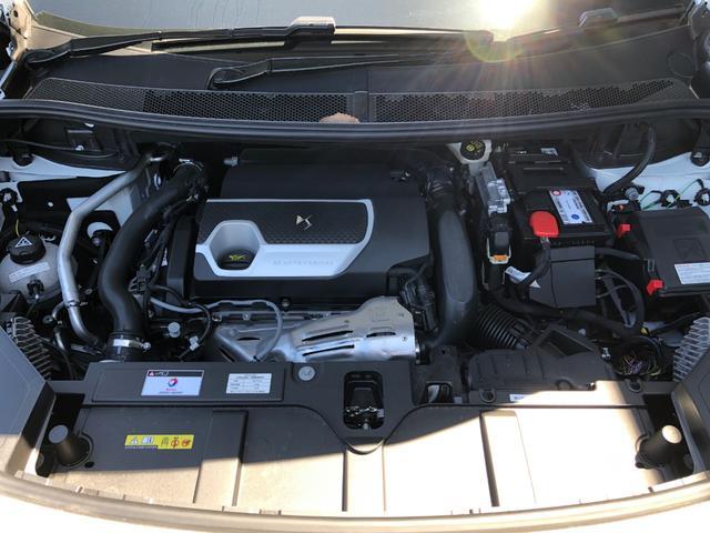 225馬力(カタログ値)の1.6Lガソリンターボエンジン!