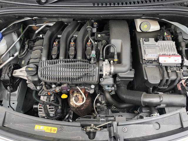 82馬力(カタログ値)ガソリンエンジン!