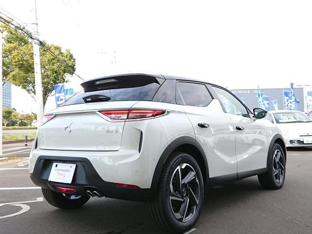 「シトロエン」「シトロエン DS3クロスバック」「SUV・クロカン」「宮城県」の中古車45