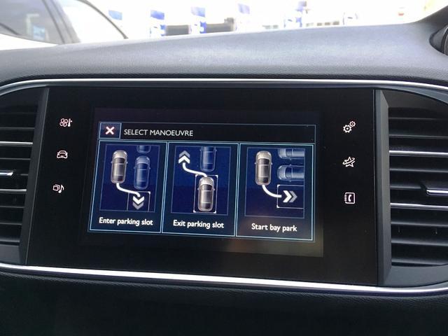 GTライン 禁煙 フルLEDライト パークアシスト バックカメラ 専用タッチスクリーン ETC フロント&バックソナー 純正18インチAW(16枚目)