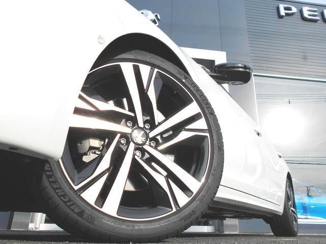 GT ブルーHDi プレミアムレザーエディション 当社試乗車 パッケージオプション付き ナイトビジョン Pアシスト 電動ブラックレザー 衝突軽減ブレーキ アダプティブクルーズ レーンキープ FOCAL 純正19インチAW 新車保証継承(20枚目)
