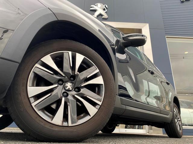 アリュール 内外装上物 フルセグナビ ガラスルーフ バックソナー 日本語対応タッチスクリーン アクティブシティブレーキ ETC オートエアコン ハーフレザーシート 純正16インチAW(9枚目)