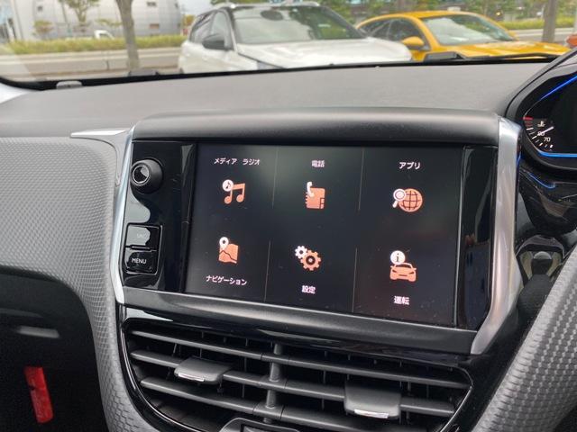 アリュール 内外装上物 フルセグナビ ガラスルーフ バックソナー 日本語対応タッチスクリーン アクティブシティブレーキ ETC オートエアコン ハーフレザーシート 純正16インチAW(32枚目)