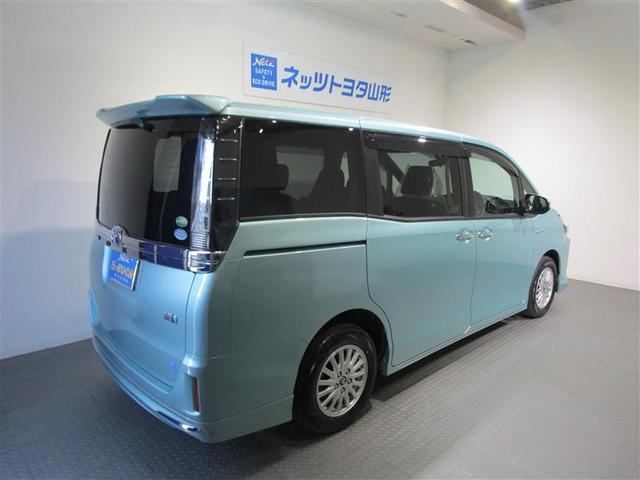 「トヨタ」「ヴォクシー」「ミニバン・ワンボックス」「山形県」の中古車3
