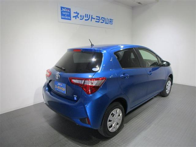 「トヨタ」「ヴィッツ」「コンパクトカー」「山形県」の中古車3