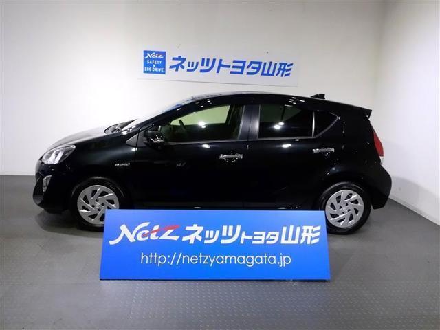 「トヨタ」「アクア」「コンパクトカー」「山形県」の中古車2