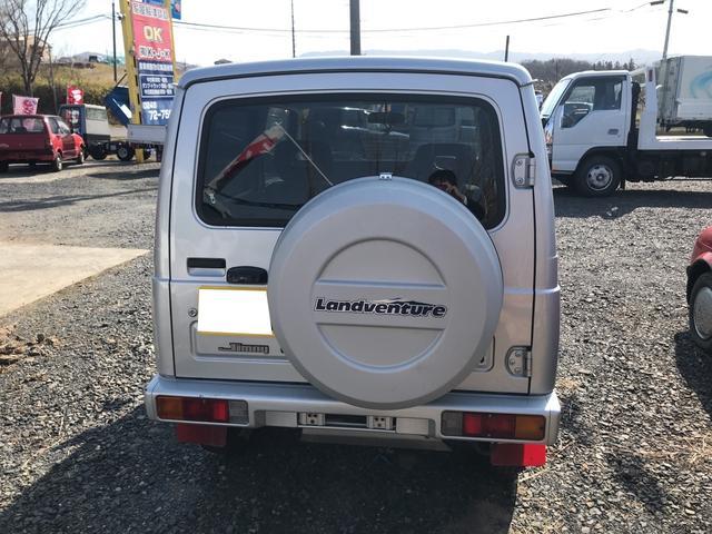 ランドベンチャー 軽自動車 4WD シルバー AC AW(5枚目)