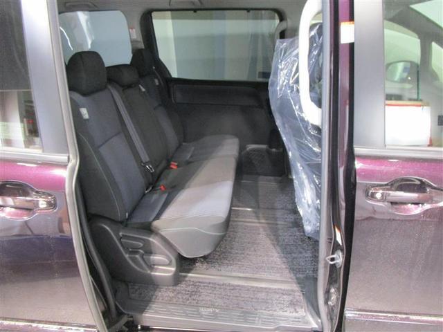 ZS 4WD 両側パワースライドドア スマートキー ETC ウォークスルー 3列シート(10枚目)