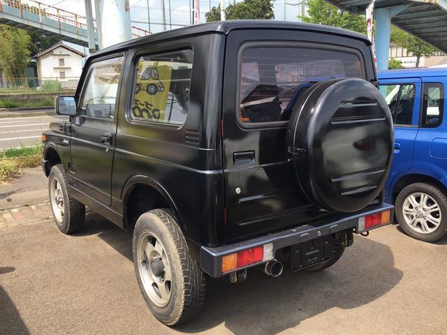 ワイルドウインド 4WD 5MT エアコン パワステ(7枚目)