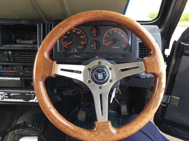 ワイルドウインド 4WD 5MT エアコン パワステ(12枚目)