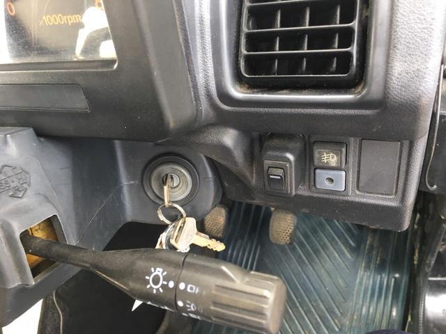 ワイルドウインド 4WD 5MT エアコン パワステ(14枚目)
