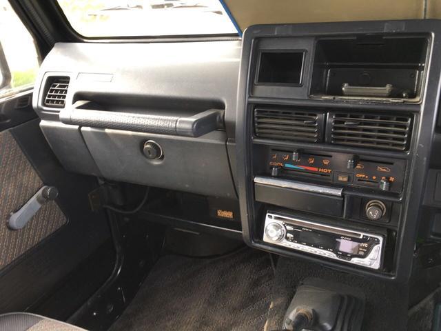 ワイルドウインド 4WD 5MT エアコン パワステ(15枚目)
