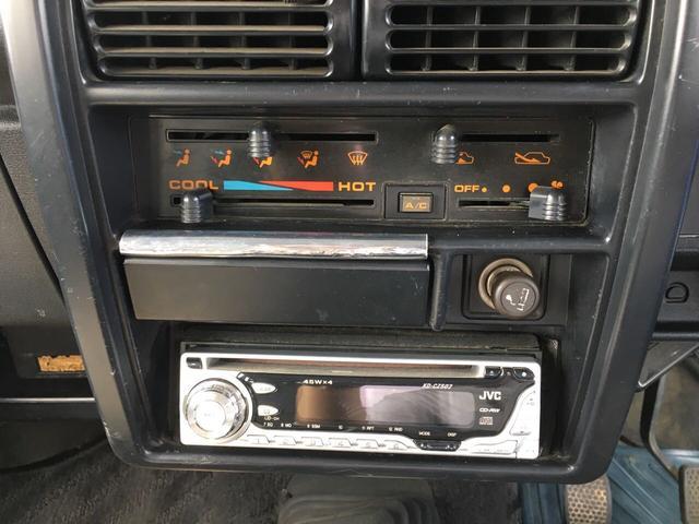 ワイルドウインド 4WD 5MT エアコン パワステ(16枚目)