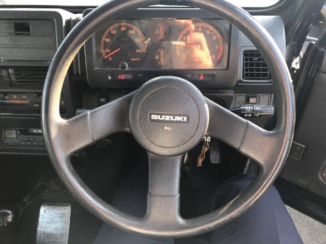ランドベンチャー 4WD 5速マニュアル ルーフキャリア(9枚目)