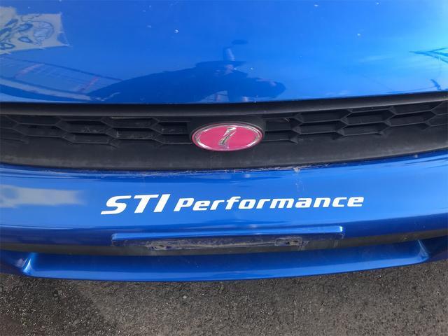 WRX NB STIインタークーラー 4WD ゲノムマフラー(5枚目)