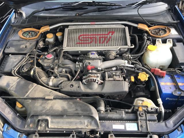 WRX NB STIインタークーラー 4WD ゲノムマフラー(19枚目)