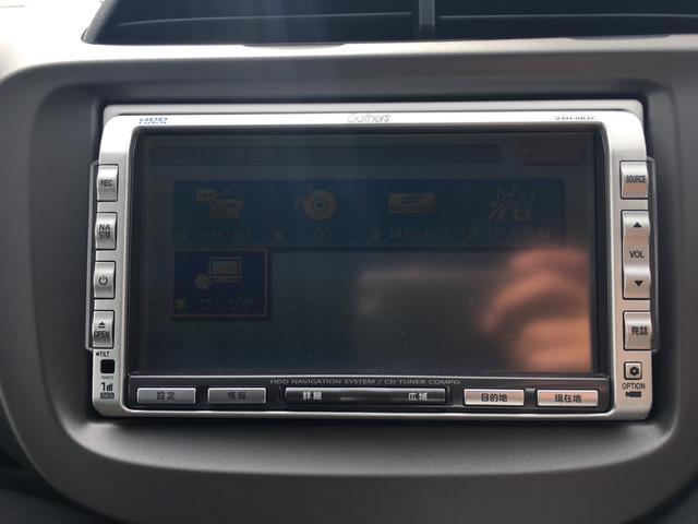 ホンダ フィット G 4WD ナビ ワンセグTV