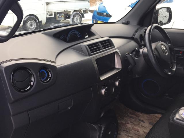 トヨタ bB Z エアロ-Gパッケージ 純正ナビ 4WD 純正HID