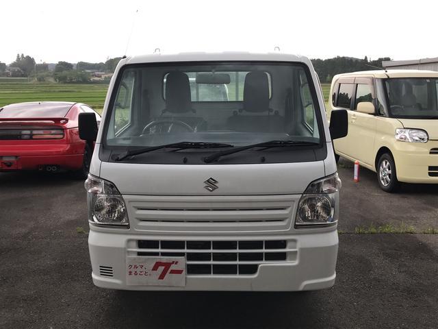 「スズキ」「キャリイトラック」「トラック」「福島県」の中古車2