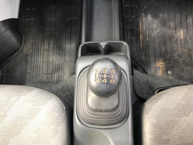 4WD ナビ 地デジTV 5速マニュアル エアコン パワステ(19枚目)
