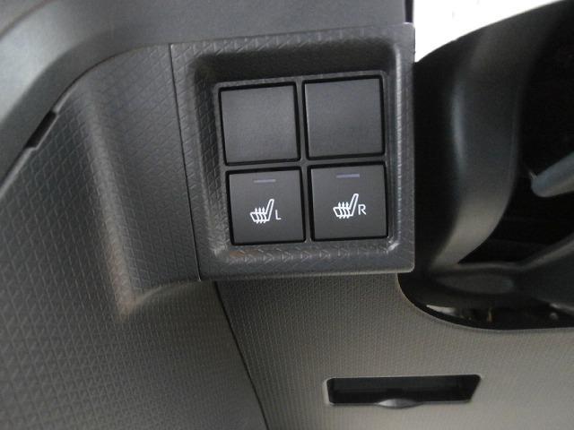 運転席/助手席シートヒーター