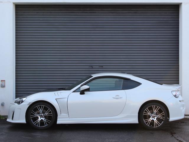 GT シルクブレイズFRバンパー(15枚目)