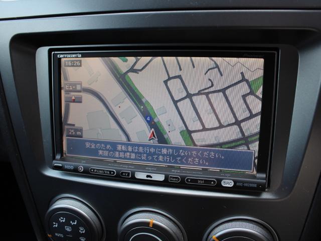 WRX STi ゼロスポーツRバンパー フジツボマフラー(9枚目)